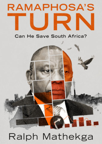 Ramaphosas turn book