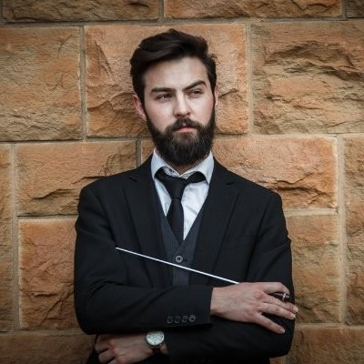Schalk van der Merwe conductor